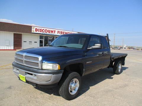 2001 Dodge Ram Pickup 2500 for sale in Scottsbluff NE