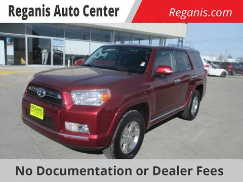 2013 Toyota 4Runner for sale in Scottsbluff, NE