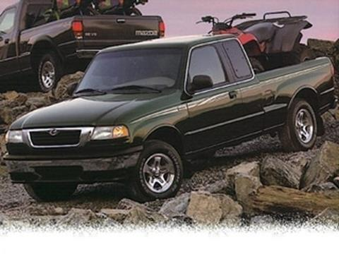 1998 Mazda B-Series Pickup for sale in Scottsbluff NE