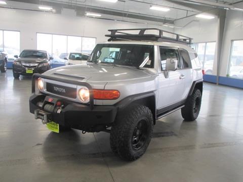 2007 Toyota FJ Cruiser for sale in Scottsbluff NE