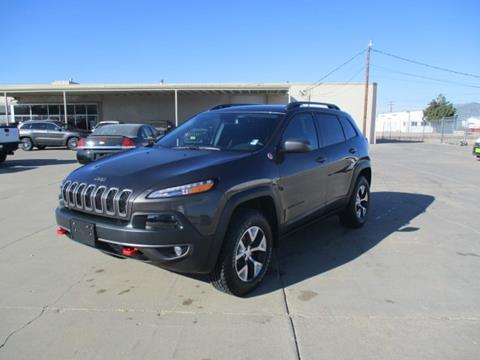 2018 Jeep Cherokee for sale in Scottsbluff NE