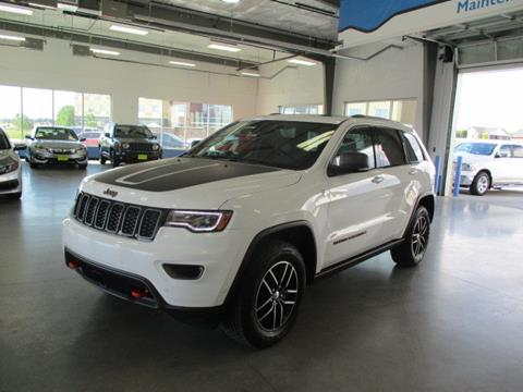 2017 Jeep Grand Cherokee for sale in Scottsbluff NE