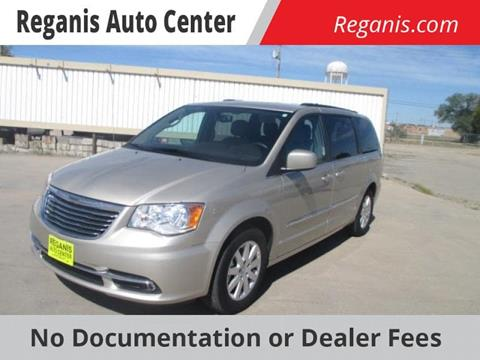 2016 Chrysler Town and Country for sale in Scottsbluff NE
