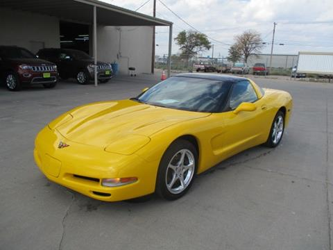 2001 Chevrolet Corvette for sale in Scottsbluff, NE