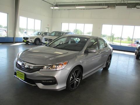 2017 Honda Accord for sale in Scottsbluff NE