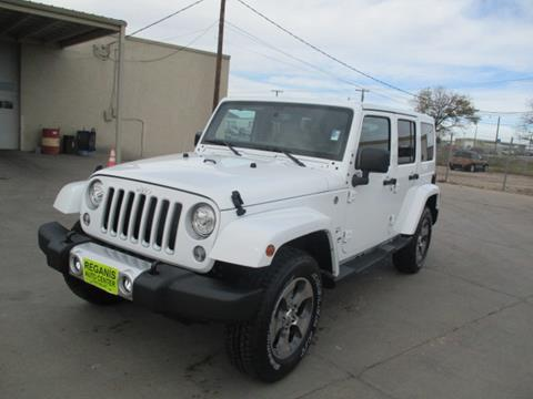 2017 Jeep Wrangler Unlimited for sale in Scottsbluff, NE