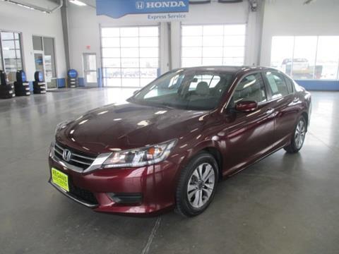 2014 Honda Accord for sale in Scottsbluff, NE