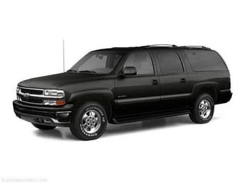 2002 Chevrolet Suburban for sale in Scottsbluff, NE