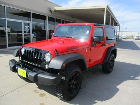 2017 Jeep Wrangler for sale in Scottsbluff, NE