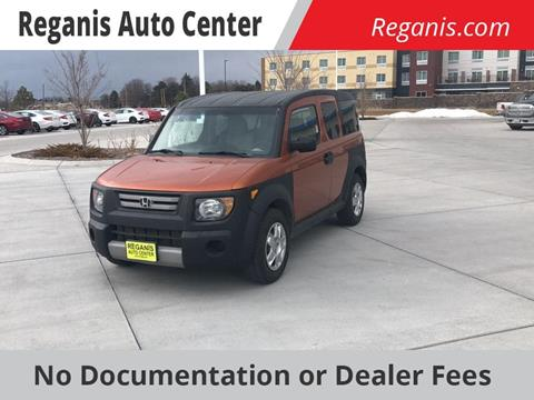 2007 Honda Element for sale in Scottsbluff, NE