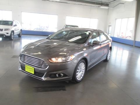 2013 Ford Fusion Hybrid for sale in Scottsbluff NE