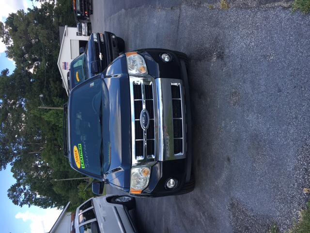 2008 Ford Escape Limited 4dr SUV - Farmville NC