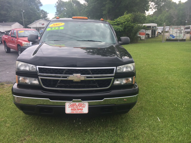 2007 Chevrolet Silverado 1500 Classic LS 4dr Extended Cab 4WD 6.5 ft. SB - Farmville NC
