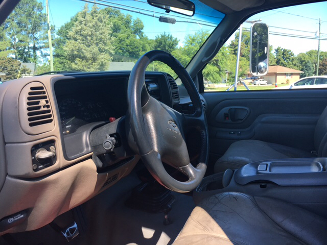 1996 Chevrolet Silverado  - Farmville NC