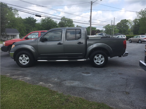 2005 Nissan Frontier for sale in Farmville, NC