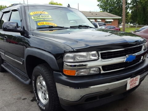 2006 Chevrolet Tahoe for sale in Farmville, NC