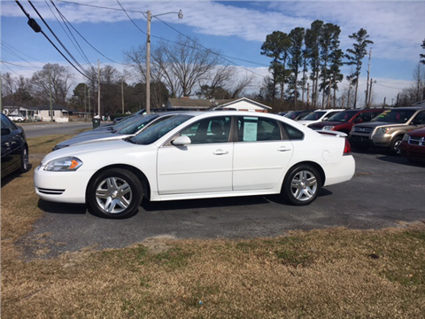 2012 Chevrolet Impala for sale in Farmville, NC