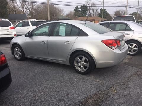 2013 Chevrolet Cruze for sale in Farmville, NC