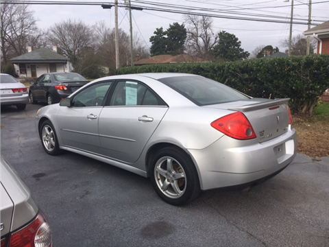 2009 Pontiac G6 for sale in Farmville, NC