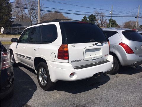 2005 GMC Envoy for sale in Farmville, NC