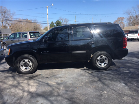 2007 Chevrolet Tahoe for sale in Farmville, NC