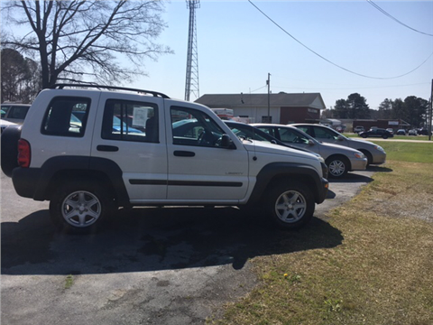 2004 Jeep Liberty for sale in Farmville, NC