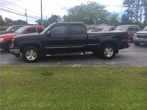 2007 Chevrolet Silverado 1500 Classic for sale in Farmville, NC