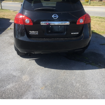 2013 Nissan Rogue for sale in Farmville, NC