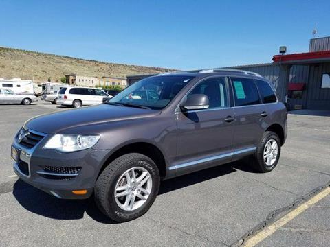 2008 Volkswagen Touareg 2 for sale in St George, UT