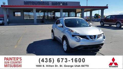 2016 Nissan JUKE for sale in St George, UT