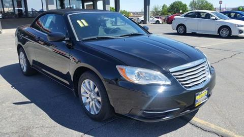2011 Chrysler 200 Convertible for sale in St George, UT