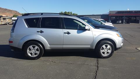 2007 Mitsubishi Outlander for sale in St George, UT