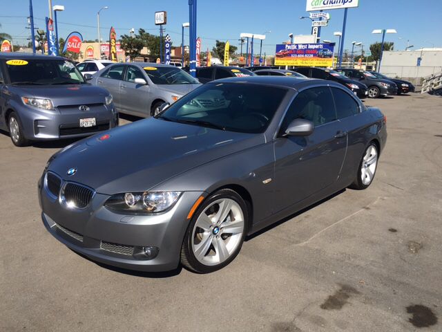 2010 Bmw 3 Series 335i 2dr Convertible In Los Angeles CA  Pacific