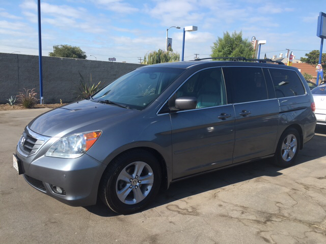 2010 honda odyssey touring 4dr mini van in los angeles ca. Black Bedroom Furniture Sets. Home Design Ideas