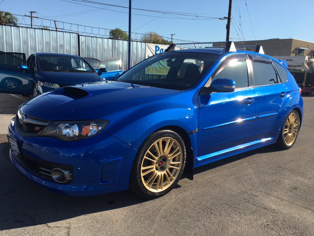 2010 subaru impreza wrx sti awd 4dr wagon in los angeles. Black Bedroom Furniture Sets. Home Design Ideas