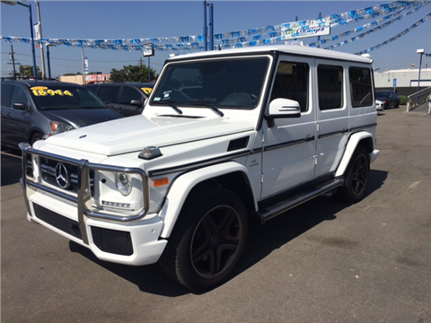 2016 Mercedes-Benz G-Class for sale in Los Angeles, CA