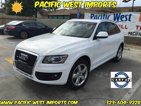 2012 Audi Q5 for sale in Los Angeles, CA