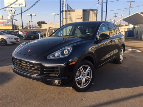 2015 Porsche Cayenne for sale in Los Angeles, CA