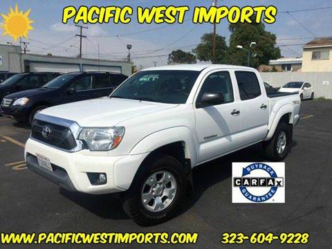 toyota tacoma for sale in los angeles ca. Black Bedroom Furniture Sets. Home Design Ideas