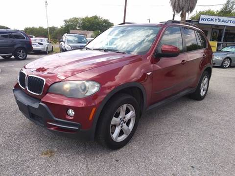 2009 BMW X5 for sale in San Antonio, TX