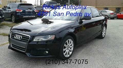 2009 Audi A4 for sale in San Antonio, TX