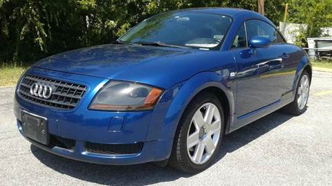 Audi TT For Sale In Orleans IN Carsforsalecom - 2006 audi tt