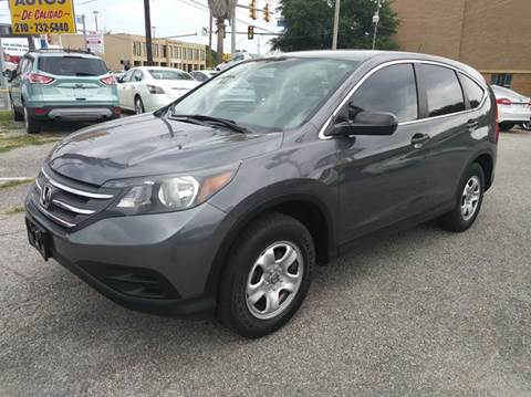 2013 Honda CR-V for sale in San Antonio, TX