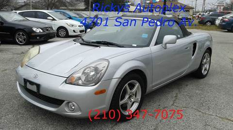 2003 Toyota MR2 Spyder for sale in San Antonio, TX
