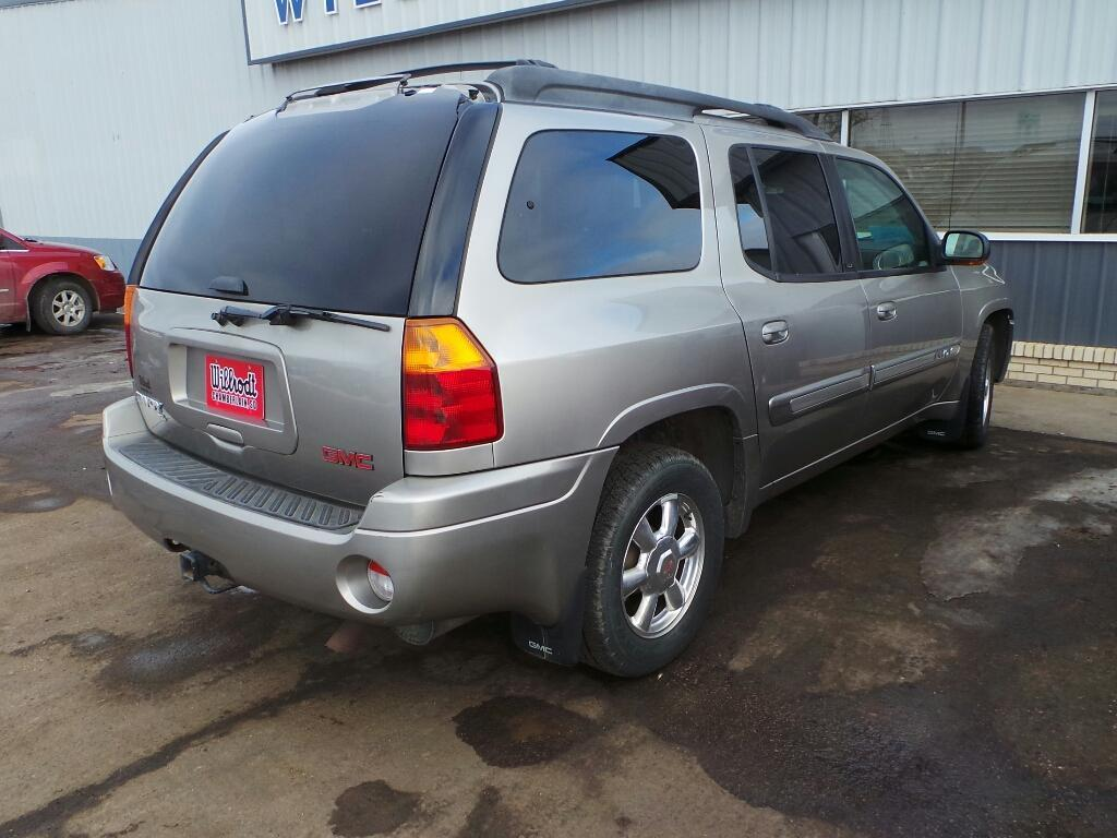 2003 gmc envoy xl slt 4wd 4dr suv in chamberlain sd. Black Bedroom Furniture Sets. Home Design Ideas