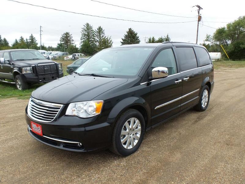 2012 chrysler town and country for sale in chamberlain sd. Black Bedroom Furniture Sets. Home Design Ideas