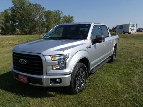 2015 Ford F-150 for sale in Chamberlain, SD