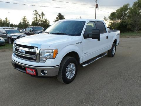 2014 Ford F-150 for sale in Chamberlain, SD