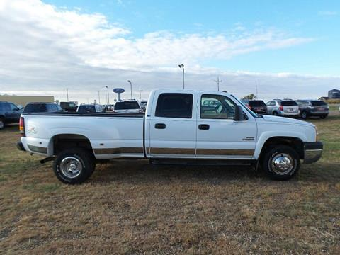 2003 Chevrolet Silverado 3500 for sale in Chamberlain, SD