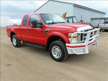2008 Ford F-250 Super Duty for sale in Chamberlain, SD